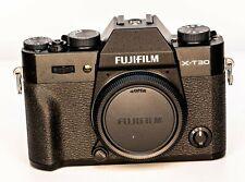 Fujifilm X-T30 26.1 MP Digital SLR Camera - Black (Body Only)