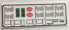 Persil Epoche 1-2 Decals 1/160 oder Spur N