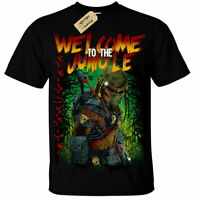 Welcome to the jungle T-Shirt Mens arnold retro movie