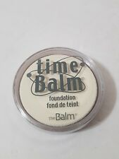 The Balm Time Balm Foundation Makeup after Dark .75 NEW Sealed