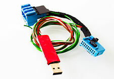 BMW IBUS I-BUS Interface USB Navcoder TV frei free PC Adapterkabel Navigation
