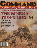 Command Magazine #34 September 1995  The Russian Front 1942-1944