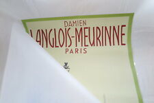 Louis Vuitton Damien Langlois-Meurinne poster for home towel blanket tray agenda