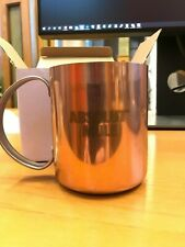 Absolut Vodka Copper Plated Moscow Mule Mug Cup - 12 Oz