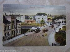 Architektur/Bauwerk Ansichtskarten aus Thüringen mit dem Thema Straßenbahn