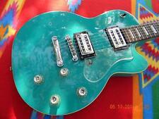Guild/DeArmond M66 in Crazy Teal,Great Sounding Guitar,All Original,SUPER COOL!