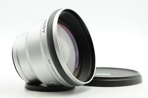Sony VCL-HGD1758 58mm 1.7x High Grade Telephoto Converter Lens #226