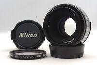 @ Ship in 24 Hours! @ Excellent! @ Nikon AF Nikkor 50mm f1.8 Standard Prime Lens