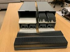 4 X Hama Slide protective cases each with two large capacity loaded slide rails
