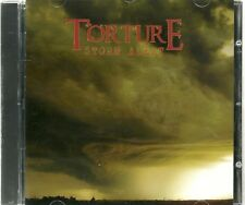 TORTURE STORM ALERT CD - SLAY RIDE, TERROR KINGDOM & MORE