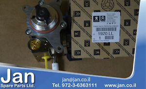 Genuine HP Petrol Pump Peugeot Citroen 1920LL 9819938480 MINI 13517588879