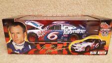 1998 Racing Champions 1:24 NASCAR Mark Martin Valvoline Signature Series Taurus