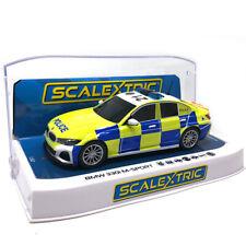 Scalextric C4165 BMW 330i M-Sport-policía coche 1/32 ranura de coche