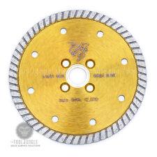 5 Inch  Diamond Turbo Saw Blade 10 pieces Gold Rumble CUT Granite Concrete Stone