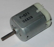 PC-280 Motor - 12 V Car Door Lock and Mirror Automotive Motor with End Terminals