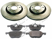 FOR MAZDA 3 2.0i 2.0D 2.0 DIESEL FRONT VENTED BAKE DISC DISCS and PADS SET 2003