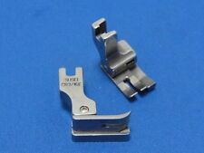 Industrial Sewing Machine Compensating Foot Right 3/16 WORKS ON BROTHER, JUKI