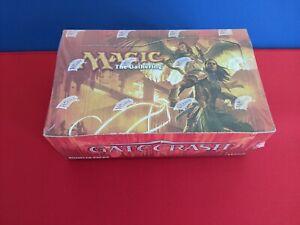 MTG Magic Gathering Gatecrash Booster Box SEALED Booster Pack Box ENGLISH NEW