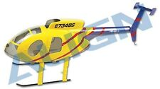 HF2504 - 250 Scale Fuselage 500E Yellow