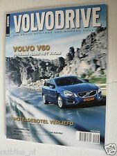 VOLVO DRIVE MAG 03,V60,P1800,V70R,C30 ELECTRIC,245 TURBO,440 TURBO,S90