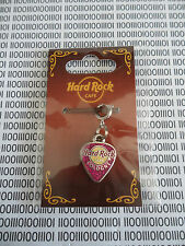 Hard Rock Cafe Cologne Germany - Guitar Pick Bracelet Charm - NEW on card