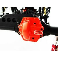 Hot Racing WRA12CA03 Metal Low Profile AR60 Diff Cover (Orange) - Yeti