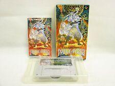 PRINCE OF PERSIA Item ref/ccc Super Famicom Nintendo Japan Boxed Game sf
