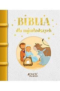 Biblia dla najmłodszych Autor: Amiot Karine-Marie