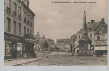 76 - CPA GOURNAY EN BRAY - Place Nationale - Fontaine