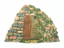 Hidden Stone Stairway ~ Miniature Fairy Garden ~Stone  Doorway ~ by Jennifer