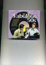 THE FABULOUS 50S 1956 - MICHAEL HOLLIDAY PAT BOONE ELVIS DORIS DAY - NEW CD!!