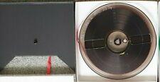"""1/4"""" cintas de grabación de carrete a carrete de cinta de 7"""" de diámetro utilizado incluido con las ediciones"""