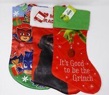 Holiday Christmas Stockings - New