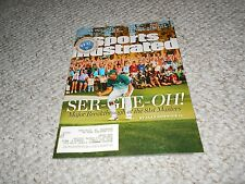 Sports Illustrated Subscriber 2017 Sergio Garcia Masters