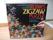 Vintage Rare Unique Rubik's  Puzzle Collectable1982 Designed by Rubik,Ideal Toys