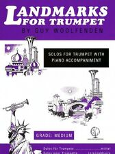 Guy Woolfenden: Landmarks for Trumpet (and Piano) BW1117