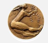 s1165_41) Medaglia Alfred Nobel 1983 Ae OPUS GRILLI