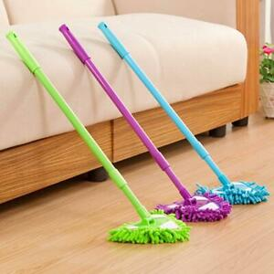 180 Degree Rotatable Adjustable Triangle Cleaning Mop Brand New