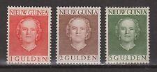 Indonesia Nederlands Nieuw Guinea New Guinea  19 - 21 MLH ong Juliana 1950-1952