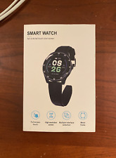 Smart Watch, Touch Screen, 240x240 resolution iPhone and Android Compatible
