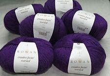 Rowan Crocheting & Knitting Wool Yarn