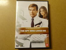 2-DISC ULTIMATE EDITION DVD / JAMES BOND 007 - THE SPY WHO LOVED ME