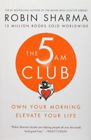 The 5 AM Club Own Your Morning Elevate Life Instant Delivery in 5SECONDS[EB-OOK]
