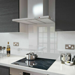 Glass Splashbacks Clear and Glass Upstands - Made By Premier Range