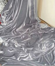 """1 MTR CHAMPAGNE VELOUR//VELVET FABRIC..58/"""" WIDE £3.50 REDUCE TO CLEAR"""