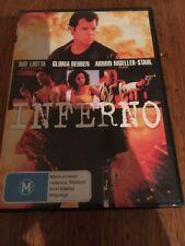 Inferno DVD NEW,  FREE POSTAGE  WITHIN AUSTRALIA REGION ALL