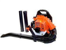 Backpack Gasoline Blower For Snow and Leaf Debris Duster  Blower EB808 Gas