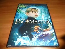 The Pagemaster (DVD, 2013 Widescreen) Macaulay Culkin NEW