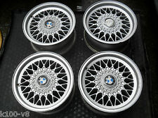 7x15 BBS BMW ORIGINAL ALUFELGEN 5 E34 7 E32 E28 E24 STYLING 5 KREUZSPEICHE