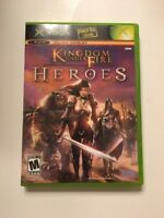 Kingdom Under Fire Heroes Microsoft Xbox Game FREE SHIPPING